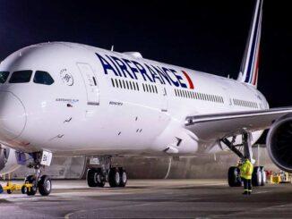 Boeing 787-9 / Air France_06112020_
