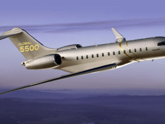 Bombardier - Global 5500