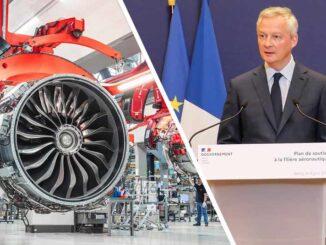 """Bruno Le Maire - """"Francia habilitó 15.000 millones de euros para ayudar a la industria aeronáutica"""""""