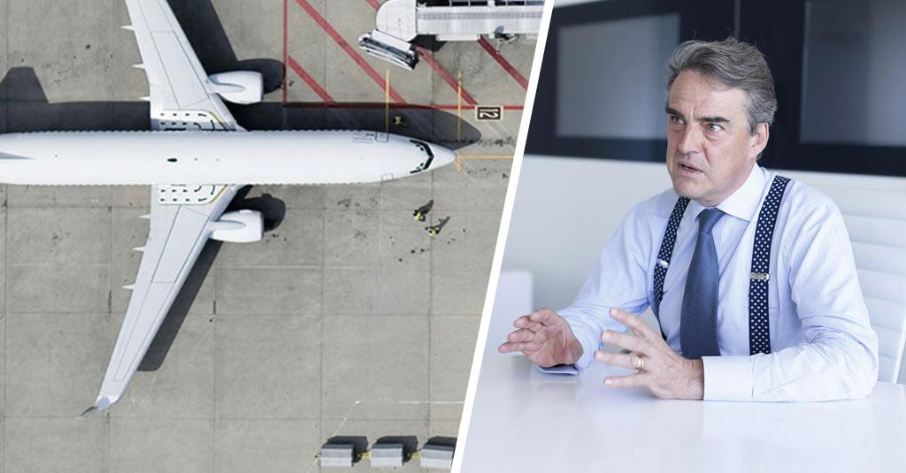 """IATA: """"2020 Será el peor año en la historia de la aviación"""" (Alexandre de Juniac)"""