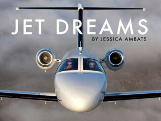 JET Dreams - Book Cover By Jessica Ambats