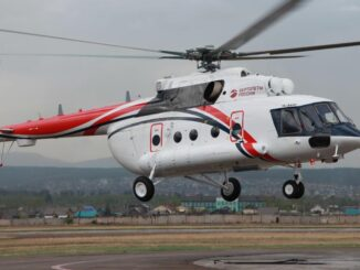 "ROSTEC - Russian Helicopters Mi-8AMT ""Arctic"""