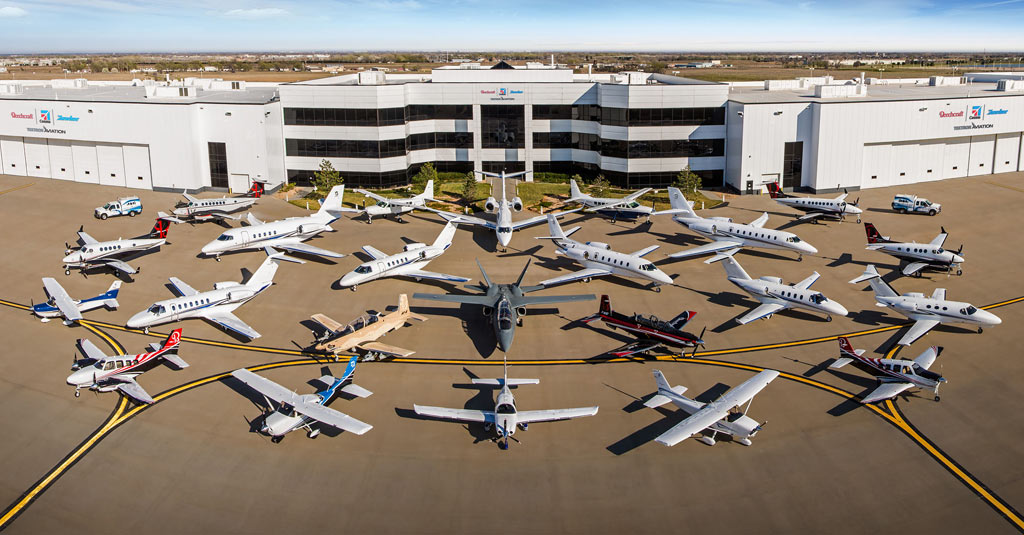 Textron Aviation - All models