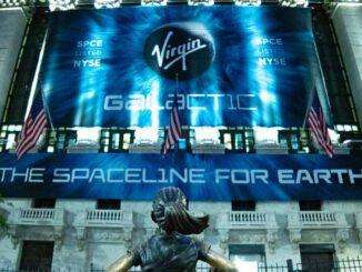 Virgin Galactic - Spaceline for Earth (NYSE)