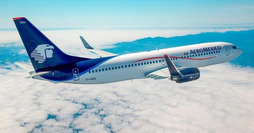 Boeing 737-800 / Aeroméxico