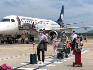 Aeroméxico - Ixtapa Zihuatanejo