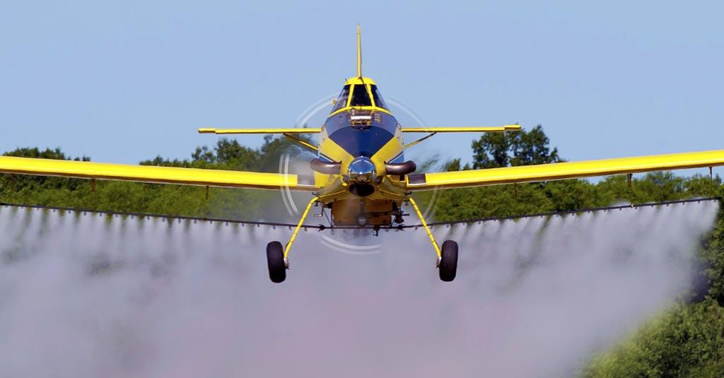 Aviación Agrícola / Air Tractor AT602 (FeArCa)