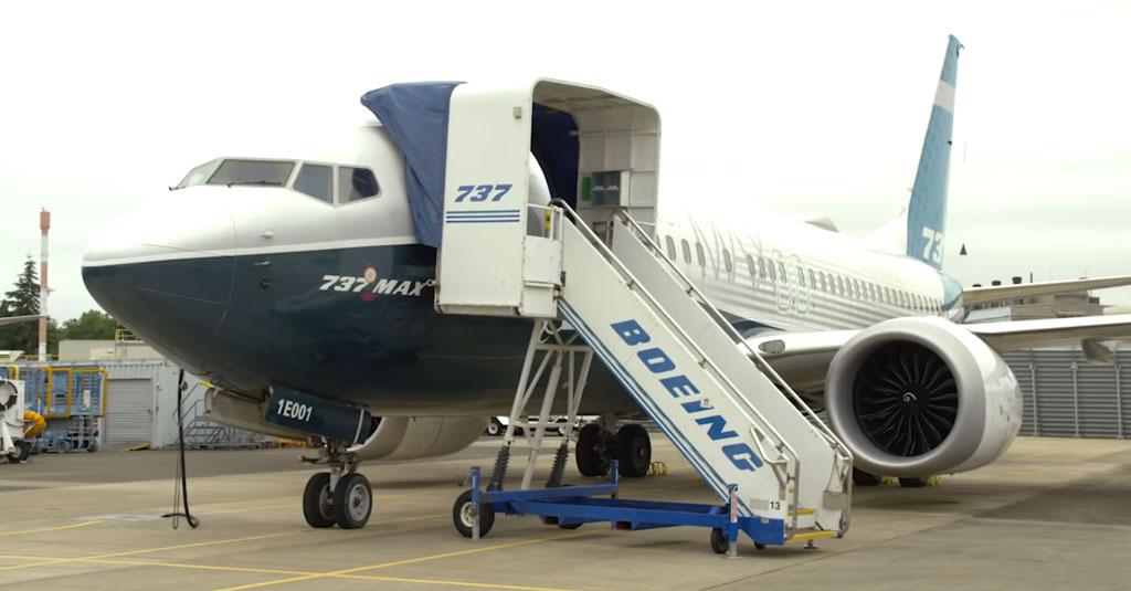 Boeing 737-MAX7 / Certification Flight Test Ground