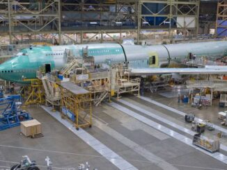 Boeing 747 / Assembly line