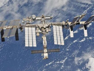 International Space Station - ISS / Estación Espacial Internacional - EEI