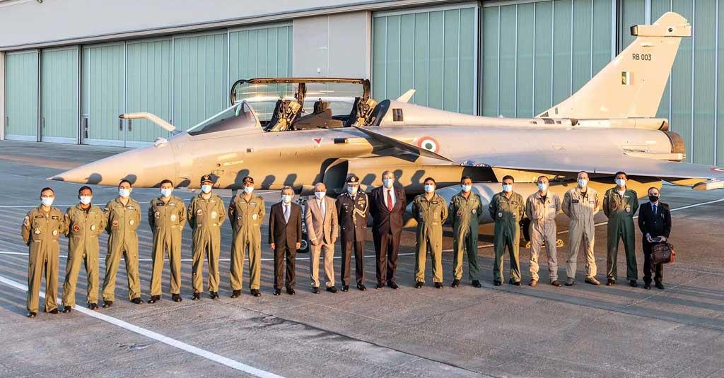 Dassault Rafale - Indian Air Force