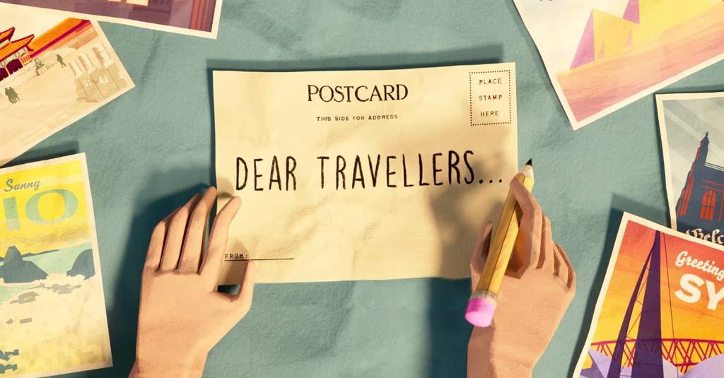 """Dear Travellers"" #FlyWithConfidence (VIDEO Frame)_ aerolíneas pasajeros"