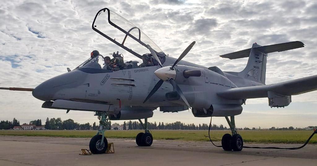 FAdeA / IA-58 Pucará Fénix