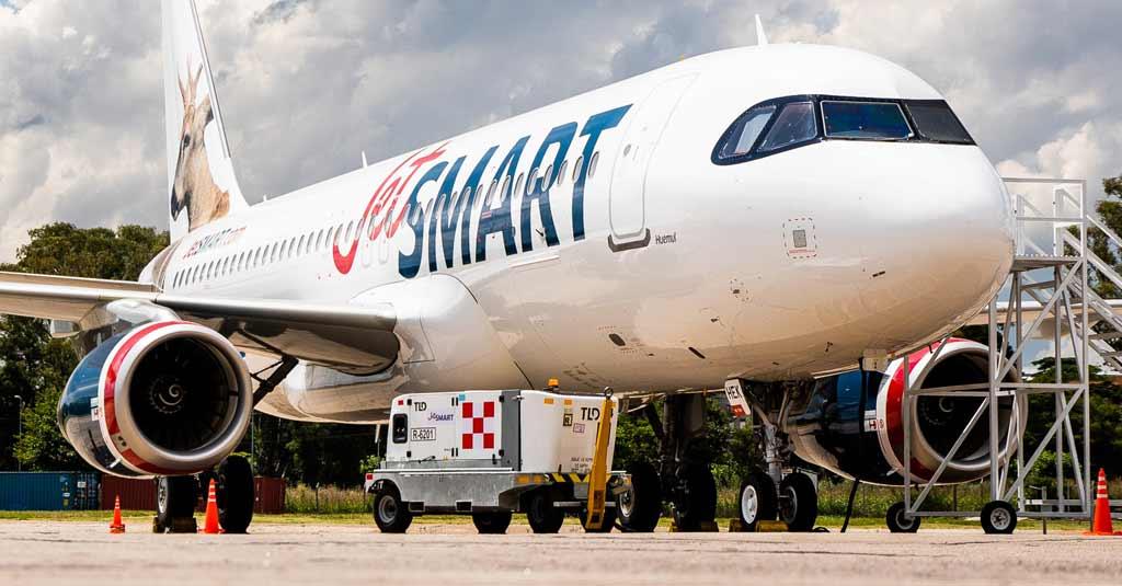 JetSMART Argentina - Airbus A320