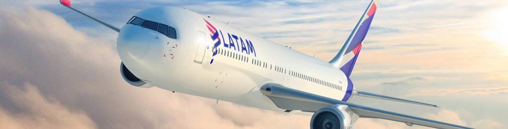 LATAM Airlines Group / Boeing 767 (Render)