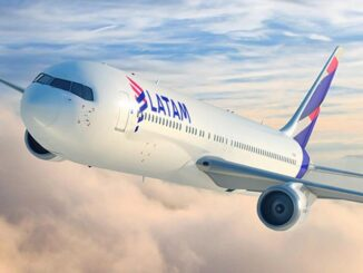 LATAM Airlines Group / Boeing 767 (Render)