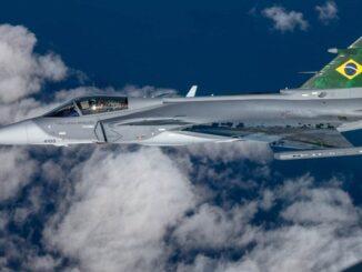 Saab Gripen / Força Aerea Brasileira