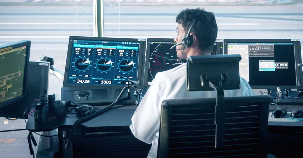 Air Traffic Control_India_By INDRA