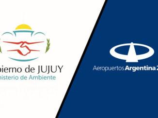 Aeropuertos Argentinos 2000 Gobierno Jujuy incendio