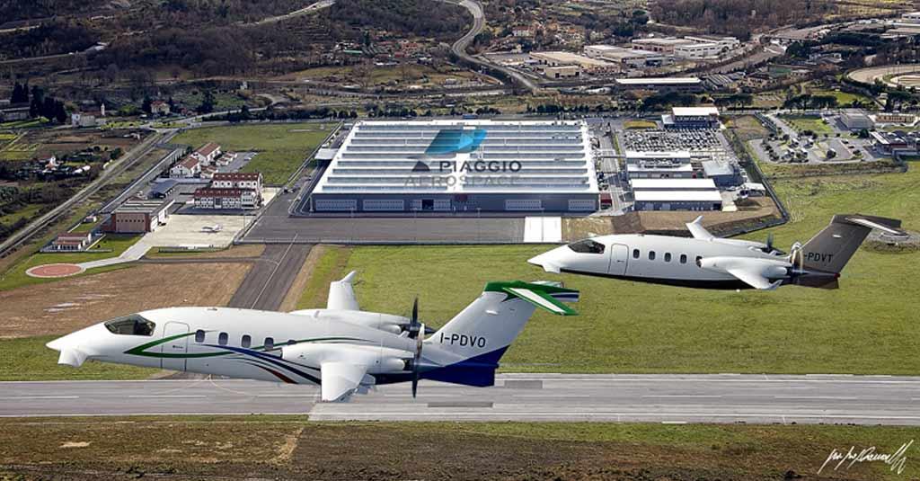 Piaggio Aerospace - P180 Avanti