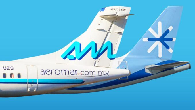 Interjet - Aeromar firman acuerdo comercial / México