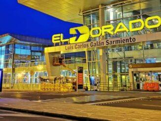 """Aeropuerto Internacional """"El Dorado"""" - Bogotá, Colombia"""