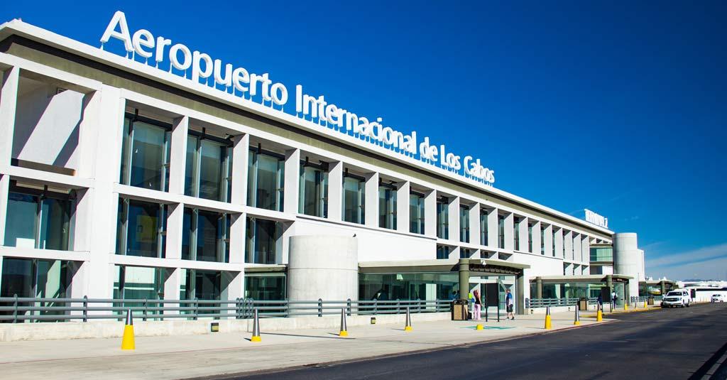 Aeropuerto Internacional de Los Cabos (México)