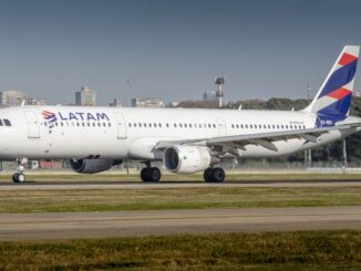 Airbus A321 - LATAM Airlines (CC-BEO)