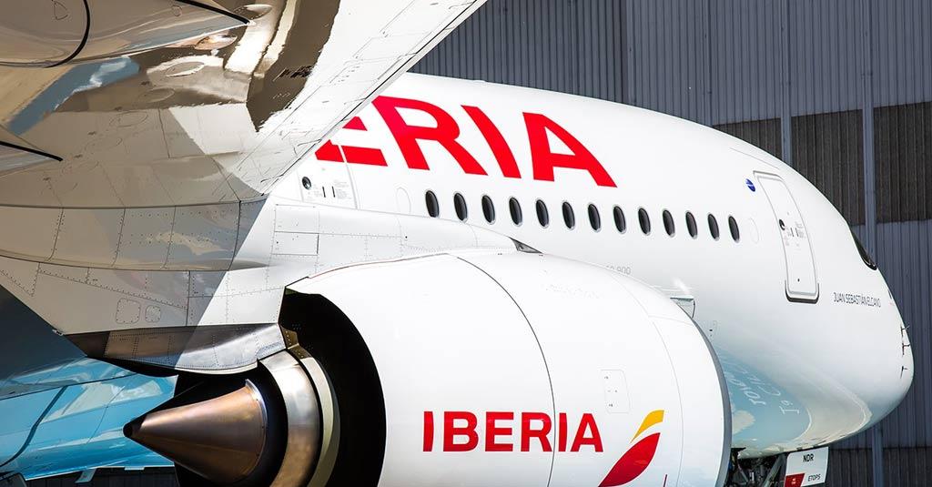 Airbus A350 - Iberia