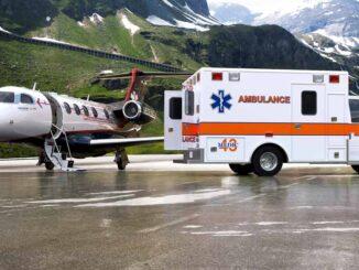 Embraer Phenom 300MED / Medevac - Vuelos Sanitarios