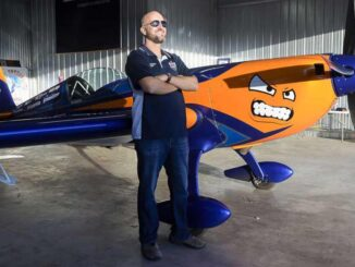 Jim Bourke - Nuevo presidente para el International Aerobatic Club
