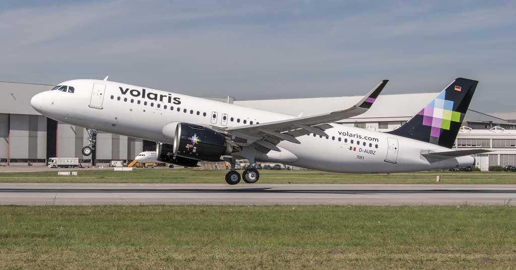 Volaris - Airbus A320neo