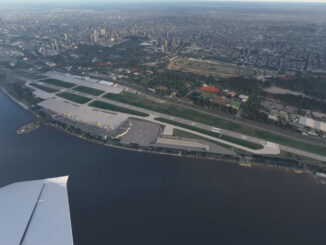 Aeroparque (SABE) / Microsoft Flight Simulator 2020