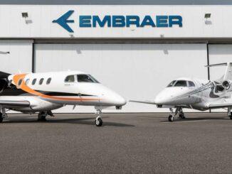 Embraer Phenom 100EV / Phenom 300E