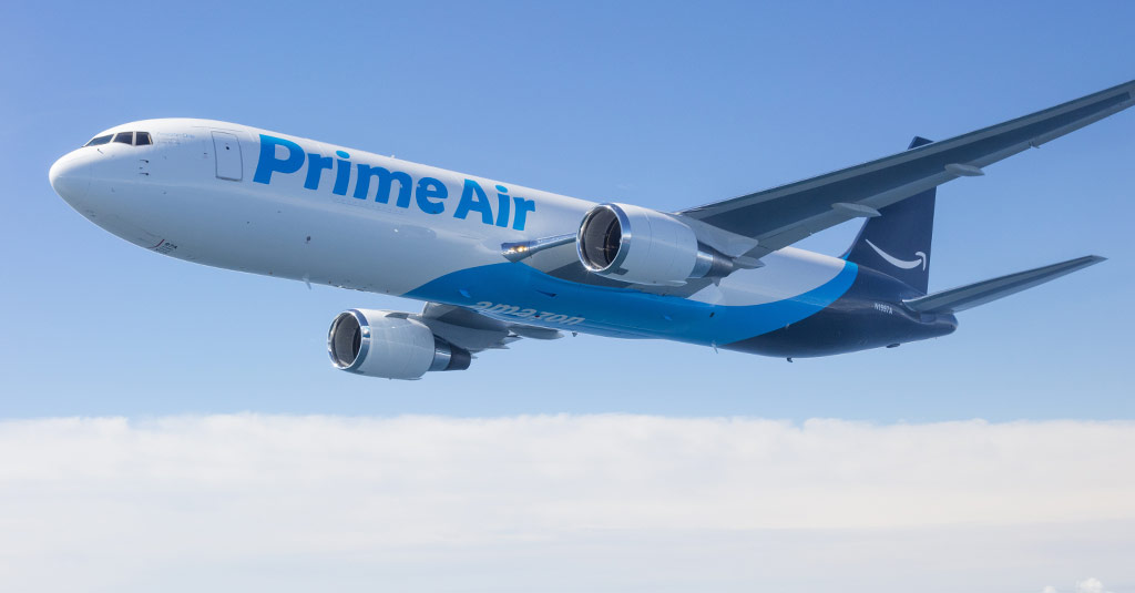 Boeing 767-Cargo / Amazon Prime Air