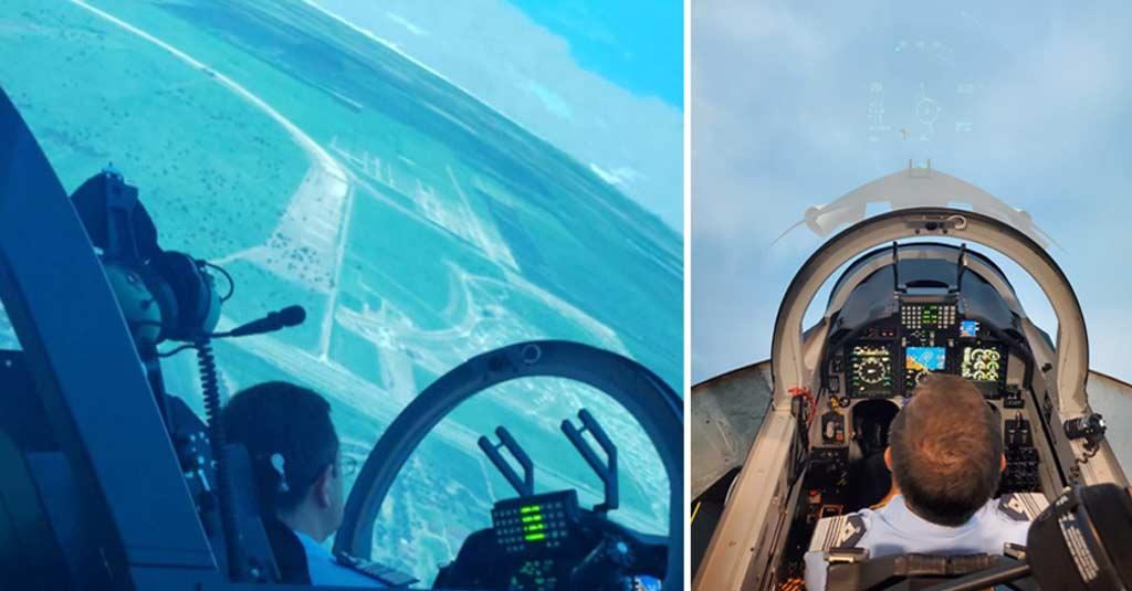 Fuerza Aérea Argentina adquiere un simulador de vuelo de Beechcraft T-6C Texan