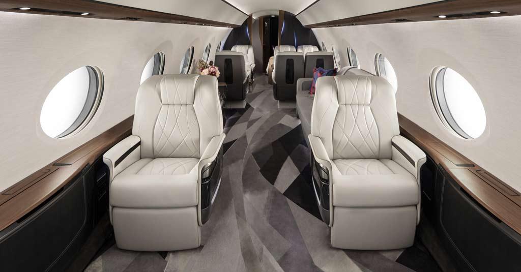 Gulfstream G700 (Interior)