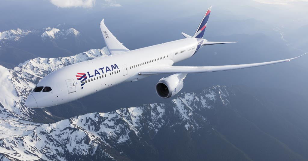 LATAM Airlines Group / Boeing 787-9