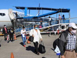 Panamá - Reanudan vuelos domésticos en el Aeropuerto Enrique Malek de la provincia de Chiriquí