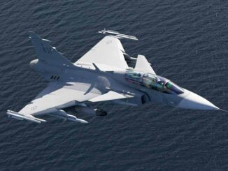 Suecia ofrece el Saab Gripen a Croacia
