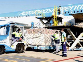 Aerolíneas Argentinas - Vuelos de carga China