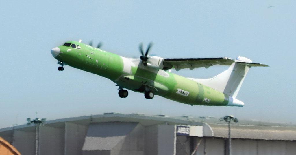 ATR Aircraft 72-600F