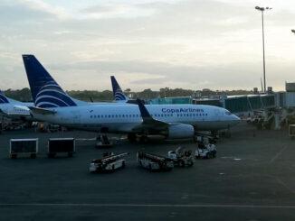 Copa Airlines - Aeropuerto Internacional de Tocumen (Panamá)