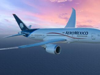 Aeroméxico / Boeing 787 (N961AM)