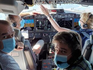 EASA finalizó los vuelos de prueba del Boeing 737 MAX