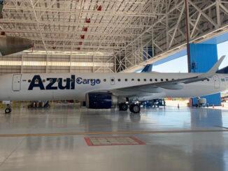 Embraer E195 - Azul Cargo