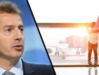 Guillaume Faury, CEO de Airbus habló sobre la aviación y el mundo post pandémico