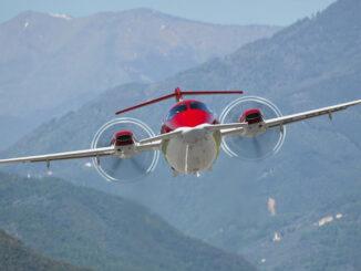 Piaggio Aerospace - P180 Avanti EVO