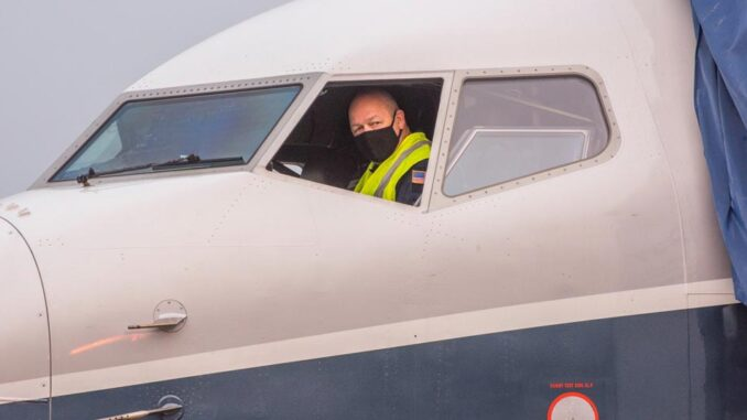 Steve Dickson - Administración Federal de Aviación