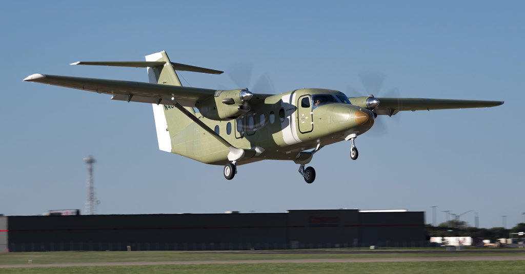 Cessna SkyCourier - Textron Aviation